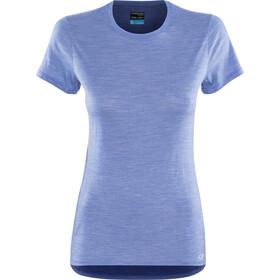 Icebreaker Amplify Løbe T-shirt Damer violet